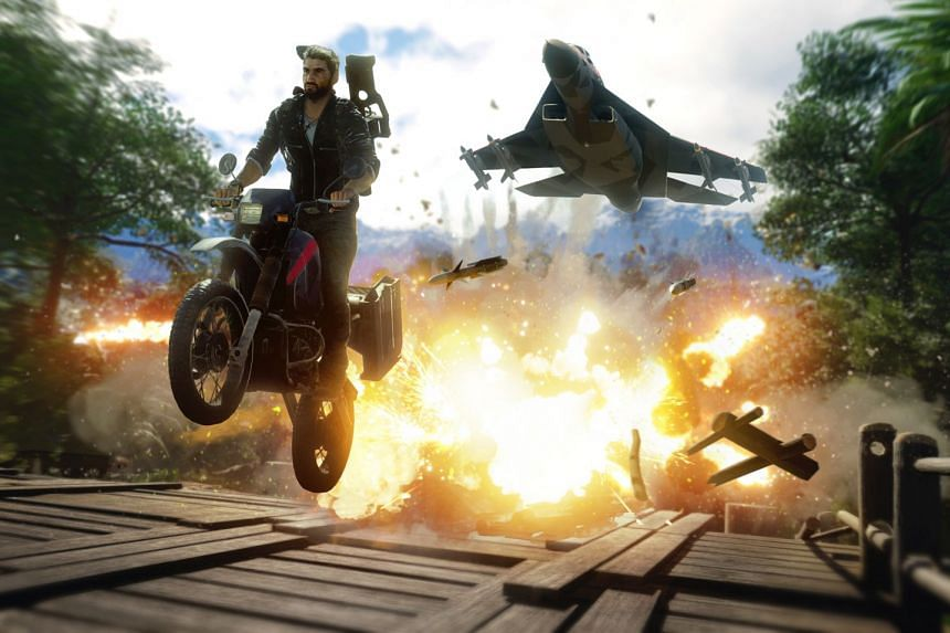 Just Cause 4 is an action-adventure game developed by Avalanche Studios and published by Square Enix.