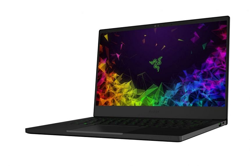 Clad in black anodised aluminium, the Razer Blade Stealth is sturdy and barely yields under pressure.