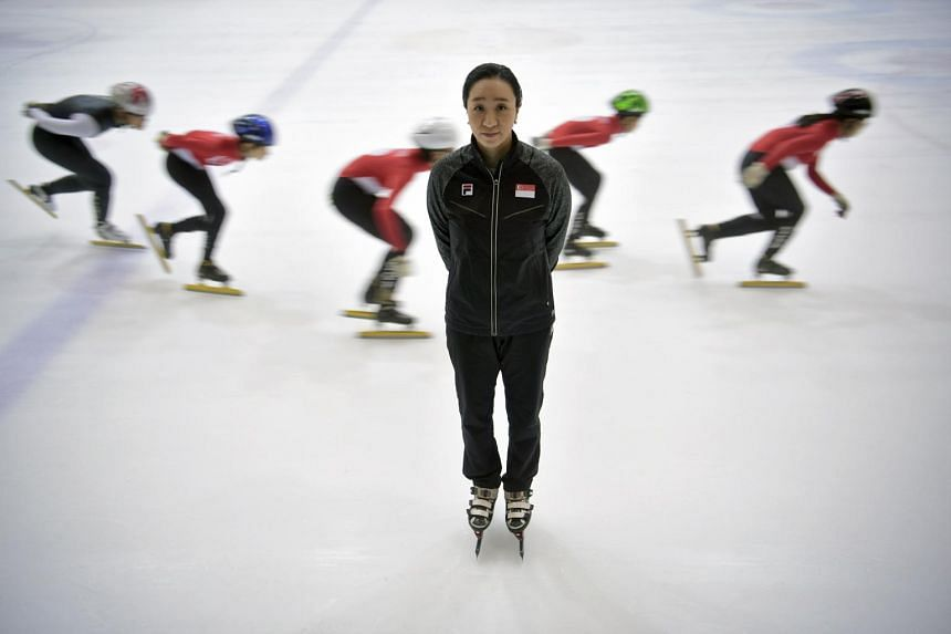 Chun Lee-kyung informed the Singapore Ice Skating Association in November 2018 of her decision not to renew her contract.