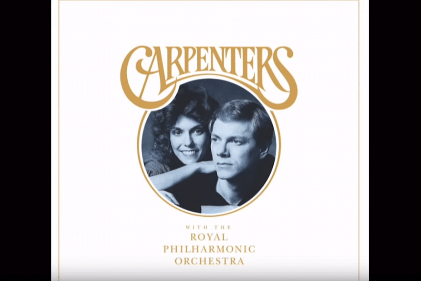 Carpenters With The Royal Philharmonic Orchestra debuted at No. 52 on the American Billboard chart in December 2018.