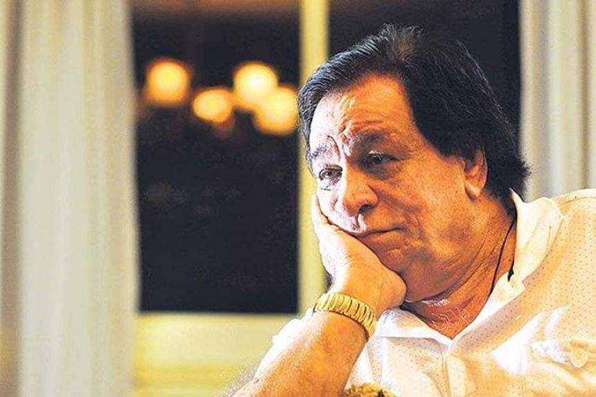 Kader Khan died after a prolonged illness at a hospital in Toronto.