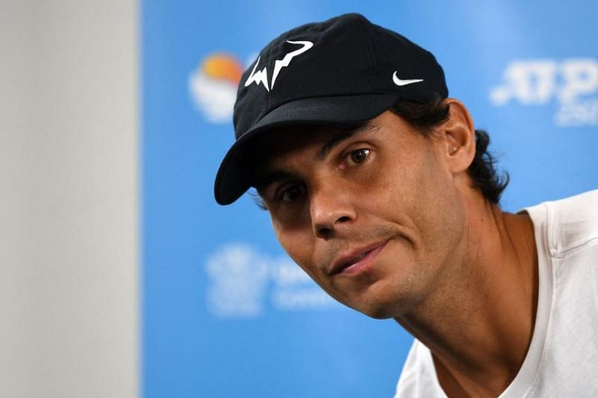 Rafael Nadal has not played a main tour event since a knee problem forced him to retire during his US Open semi-final against Juan Martin del Potro in September 2018.