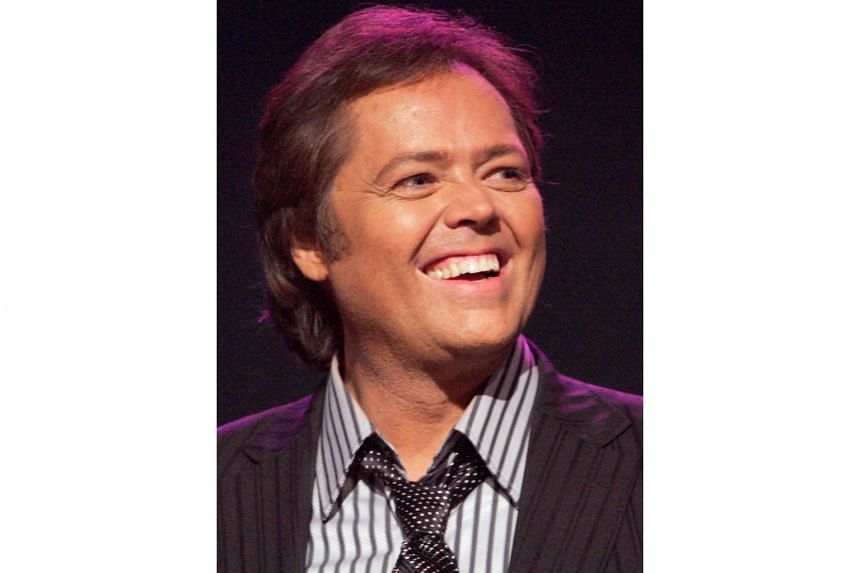 American pop singer Jimmy Osmond will be taking time away from the stage, after suffering a stroke on Dec 27, 2018.
