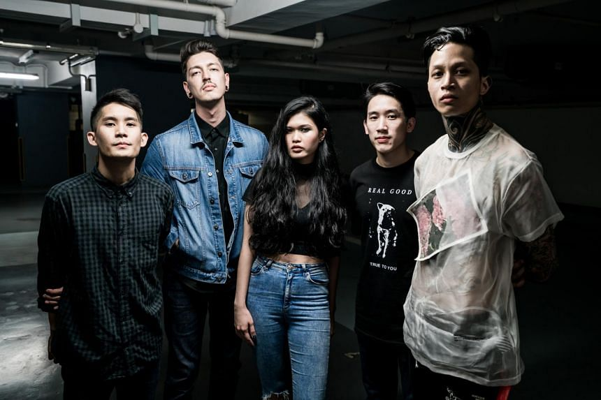 The eight-hour long show will be headlined by acts including post-hardcore band Caracal.