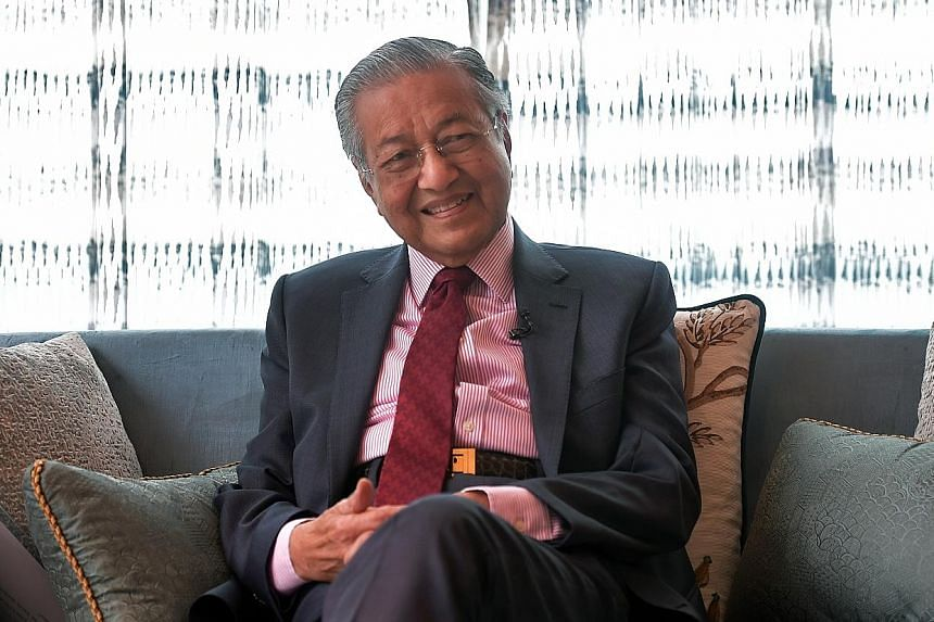 Malaysian Prime Minister Mahathir Mohamad said everyone should abide by the law, from the Malay rulers down to regular citizens.