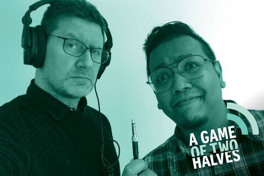 A Game Of Two Halves, sports podcast