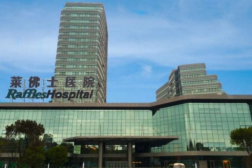 The 700-bed RafflesHospital Chongqing will offer specialist services and centres of excellence in gastrointestinal surgery, obstetrics and gynaecology, paediatrics, cardiovascular surgery, neuroscience and oncology.