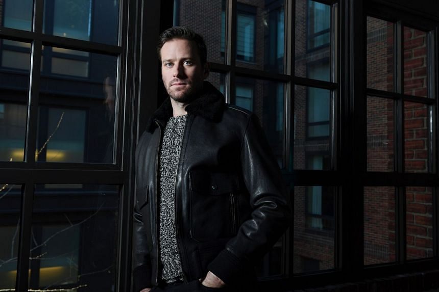 Actor Armie Hammer made headlines last year for critical tweets to a reporter, who wrote a lengthy piece about his career, and giving his take on performative grieving on social media when comics icon Stan Lee died.