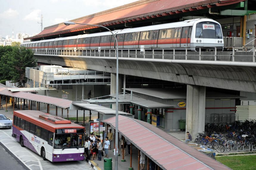 Transport site Land Transport Guru said journeys from Lakeside station towards Clementi station - three stops away - will take 10 minutes longer because of a train fault.