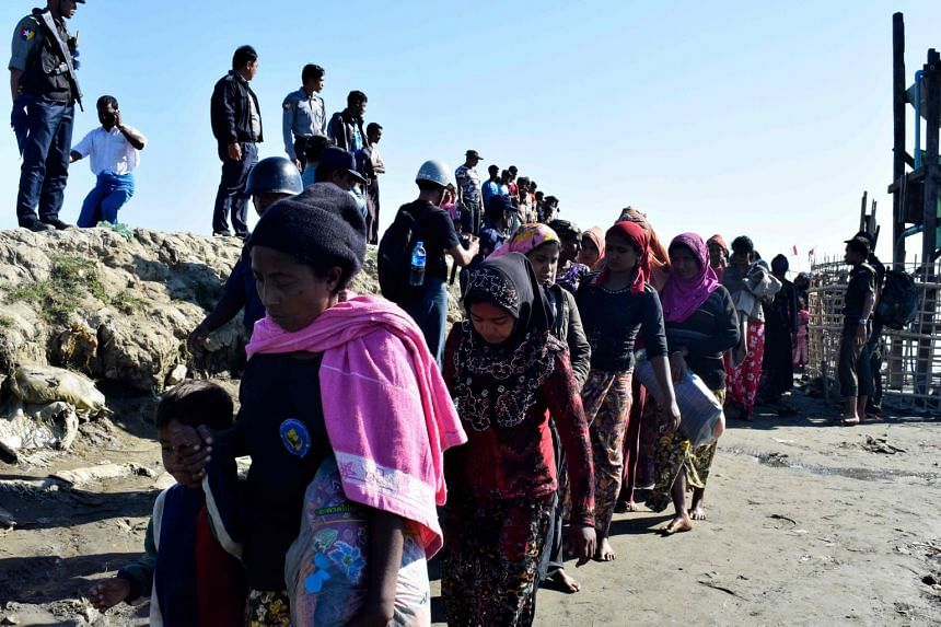 India's Hindu nationalist government regards the Rohingya as illegal aliens and a security risk, ordering tens of thousands of the community be identified and repatriated.