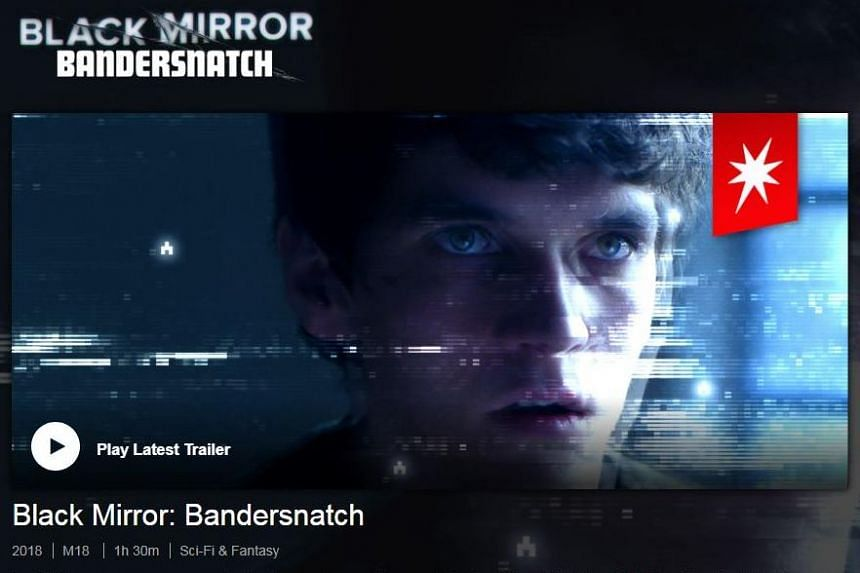 Set in the 1980s, Black Mirror: Bandersnatch is about a young programmer (played by Fionn Whitehead) who begins to question reality as he adapts a fantasy novel into a video game.