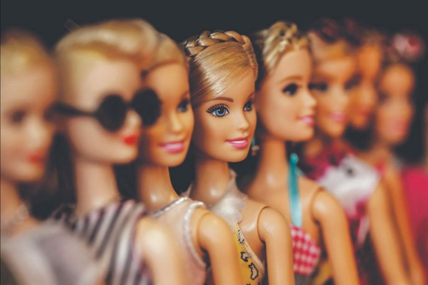 4b7e7bfe69 In all, more than one billion Barbie dolls have been sold since she made her