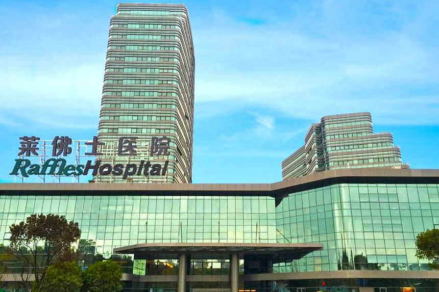 Raffles Medical's Chongqing hospital brings the group's presence to 14 cities across Asia, including eight cities in China.
