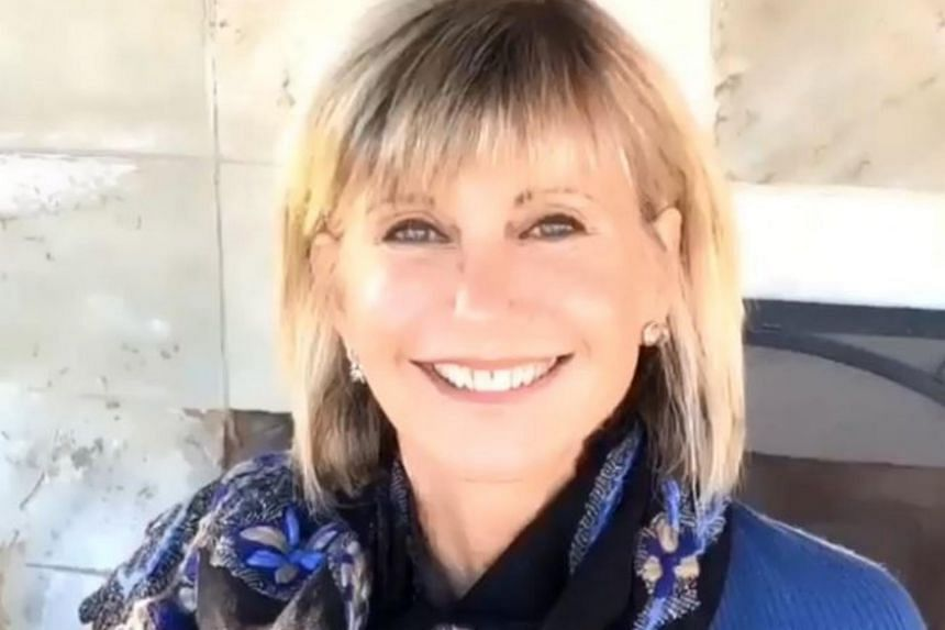 Olivia Newton-John dispelled rumours about her declining health in a post on Instagram on Jan 2, 2019.