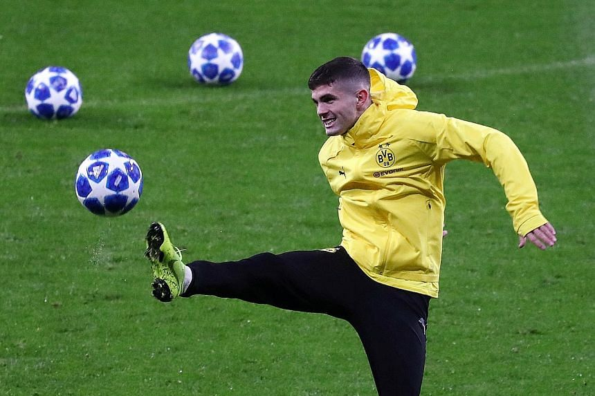 Borussia Dortmund's Christian Pulisic is the most expensive American player in history after Chelsea paid £58 million for his services.