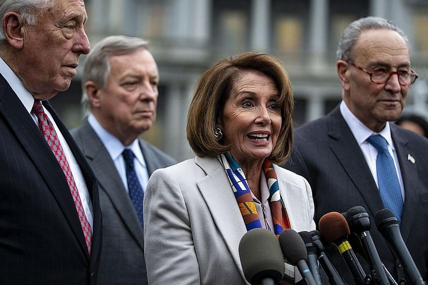 Ms Nancy Pelosi will be the first lawmaker in more than half a century to hold the office of Speaker of the House twice.