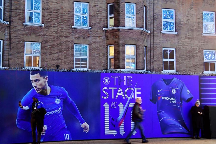 The fan ban is the latest worrying incident involving Chelsea supporters this season.