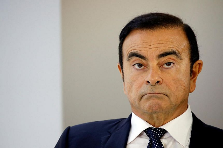 Ghosn to make first public appearance since arrest""