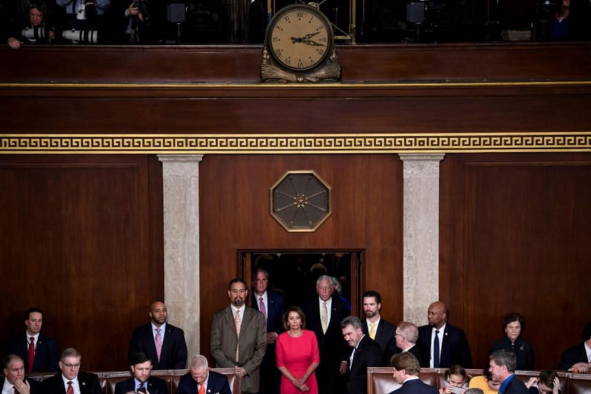The US House of Representatives has approved legislation to end a partial government shutdown on Jan 3, 2019.
