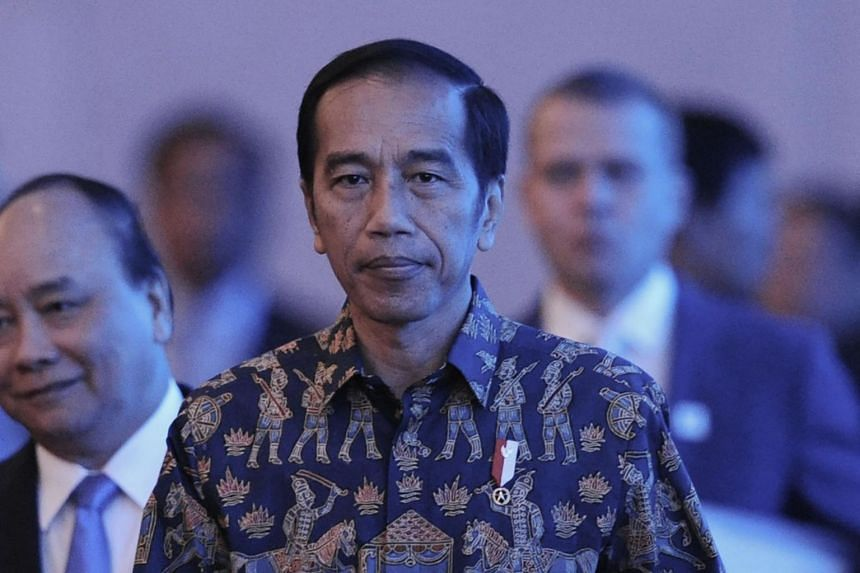 Claims have been circulating on social media that seven containers from China have been filled with votes for President Joko Widodo, who is running for re-election in the presidential elections.