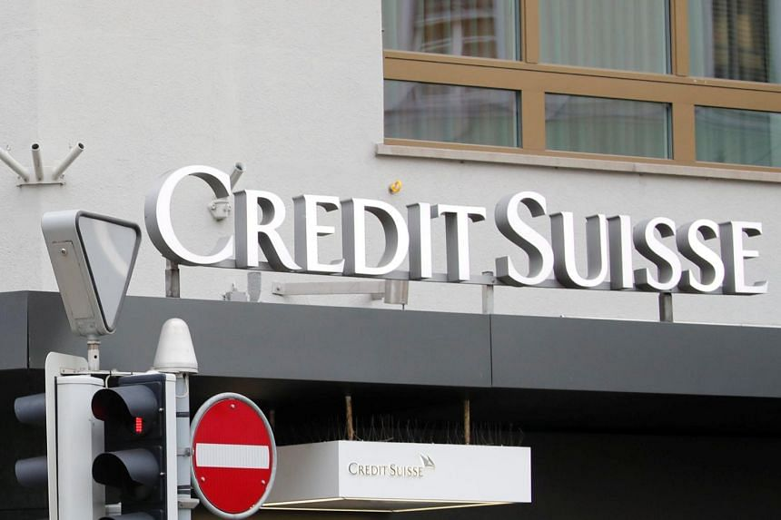 The former Credit Suisse Group bankers were arrested in London on US charges that they took part in a US$2 billion (S$2.73 billion) fraud scheme.