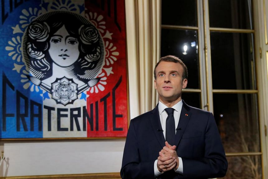 Facing the sternest challenge of his 20-month tenure, President Emmanuel Macron has since vowed to press on with other reform pledges.