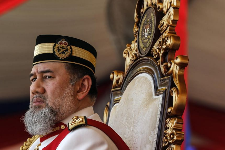 According to rumours on social media, Sultan Muhammad V will abdicate soon from his role as Yang di-Pertuan Agong, as the country's king is officially called.