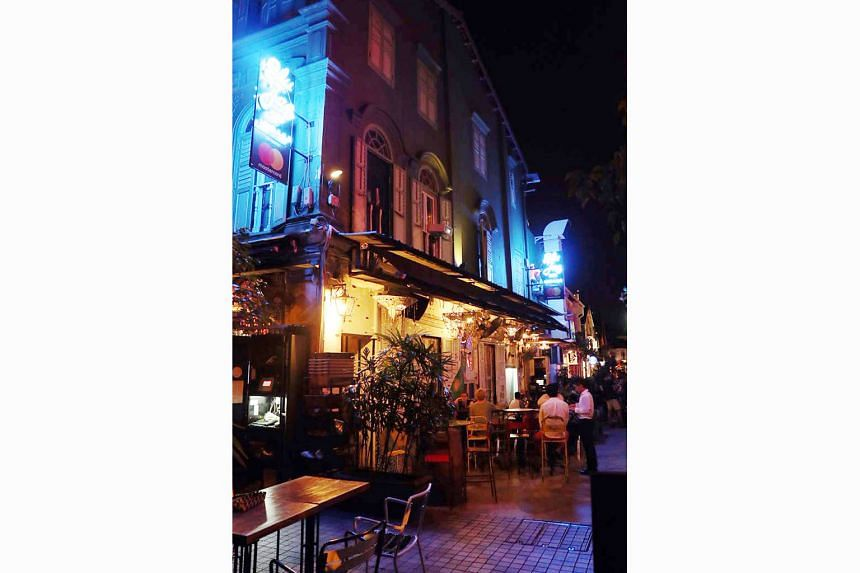 The three-storey Blu Jaz Cafe in Bali Lane, which has been around for 13 years, will still be allowed to operate its cafe, but it will not be able to provide any form of public entertainment from Feb 1. The cafe, in trouble for overcrowding, had been