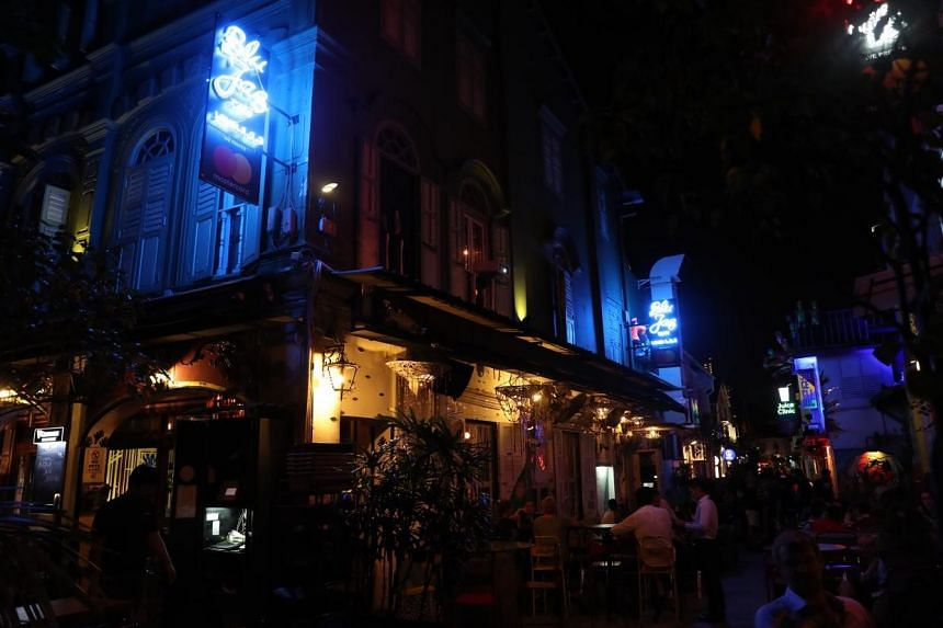 Blu Jaz had been served notice on Oct 8 last year that its public entertainment licence would be terminated as it had exceeded the limit for demerit points because of previous offences.