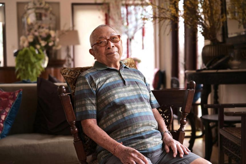 Mr Lee Kip Lee, the former president of The Peranakan Association Singapore,  died of kidney cancer at the age of 96, on Dec 29, 2018.