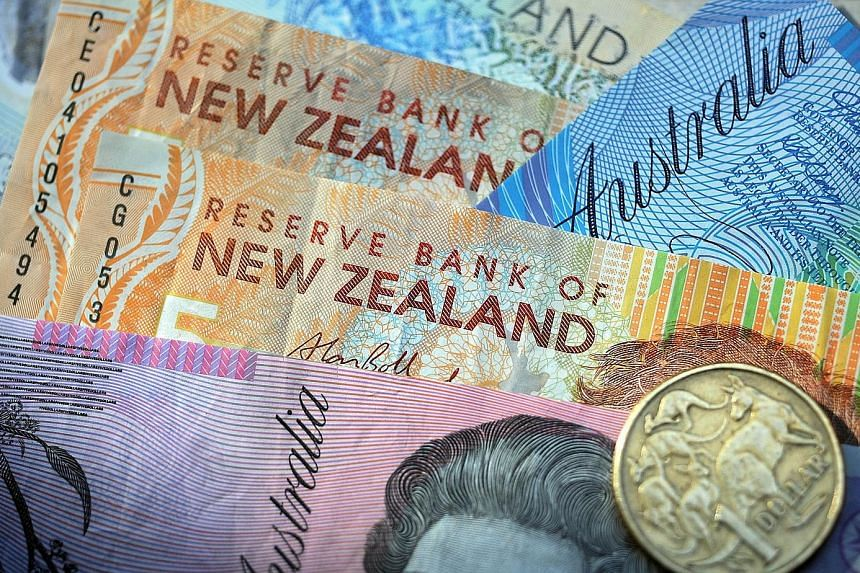 The Aussie dollar was back at US$0.7016, after a wild 24 hours saw it collapse almost three full cents to US$0.6715, while the kiwi dollar returned to US$0.6694, having been as low as US$0.6591 on Thursday.