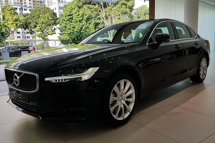 Volvo Starts Selling Its China Made Models Here Transport News