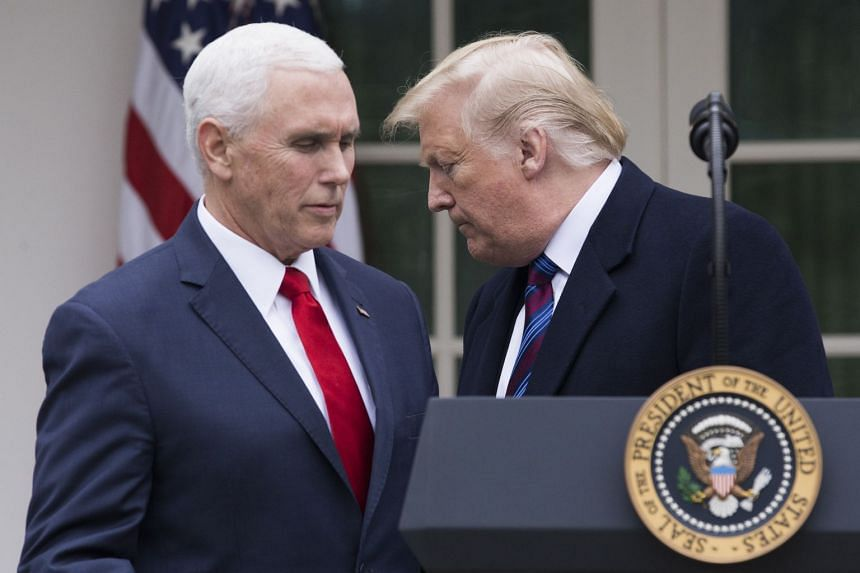 Vice-President Mike Pence's pay is scheduled to rise from US$230,700 to US$243,500. However, he told reporters that he would turn down the raise.