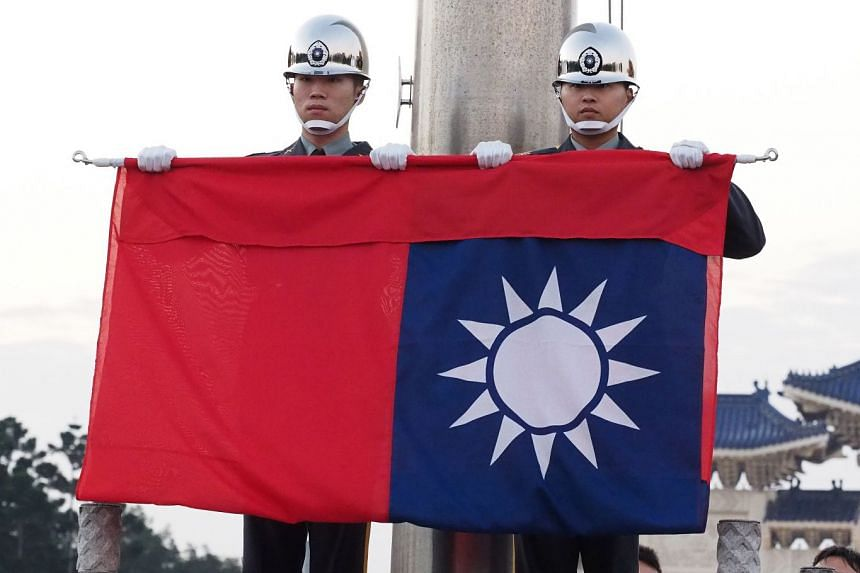 Taiwan is China's most sensitive issue and is claimed by Beijing as its sacred territory.