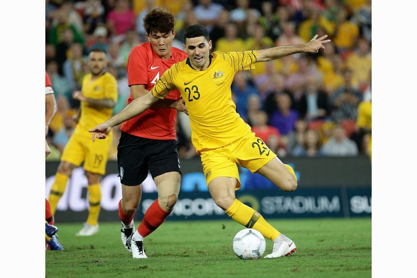Australia's Tom Rogic has been tipped by national coach Graham Arnold to be one of the stars of the Asian Cup for the defending champions.