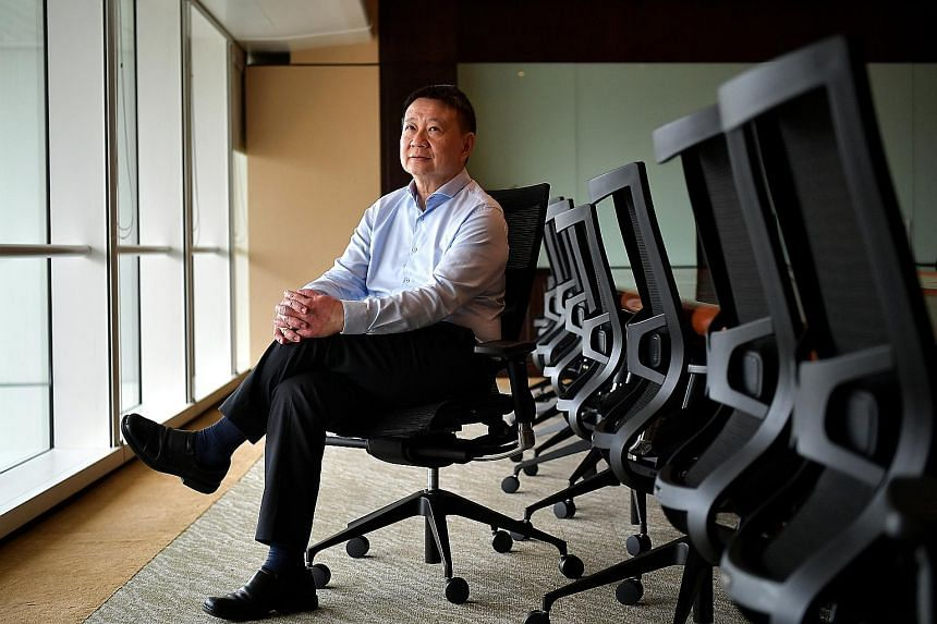 Mr Lee Tzu Yang became chairman of the Public Service Commission in August last year. To better gauge what scholarship applicants are like, the PSC will be introducing game-based assessments which will help uncover qualities like risk tolerance, the