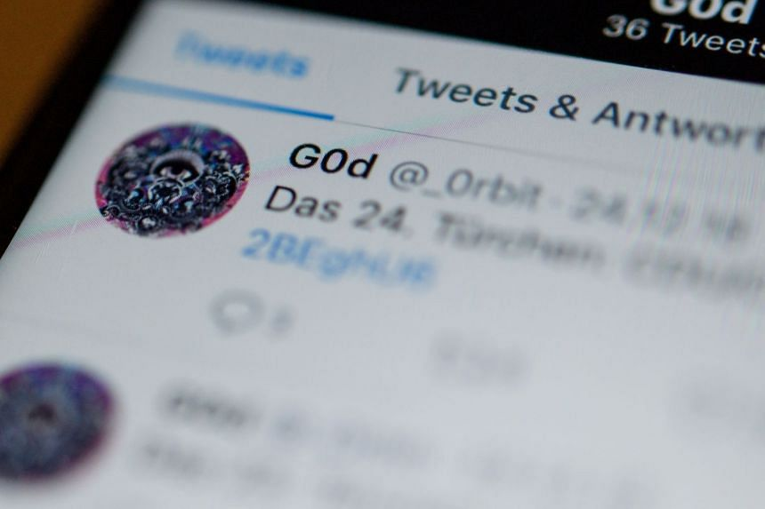Twitter took down the accounts used by the hacker calling himself GOd following a mass hacking attack on hundreds of German politicians.