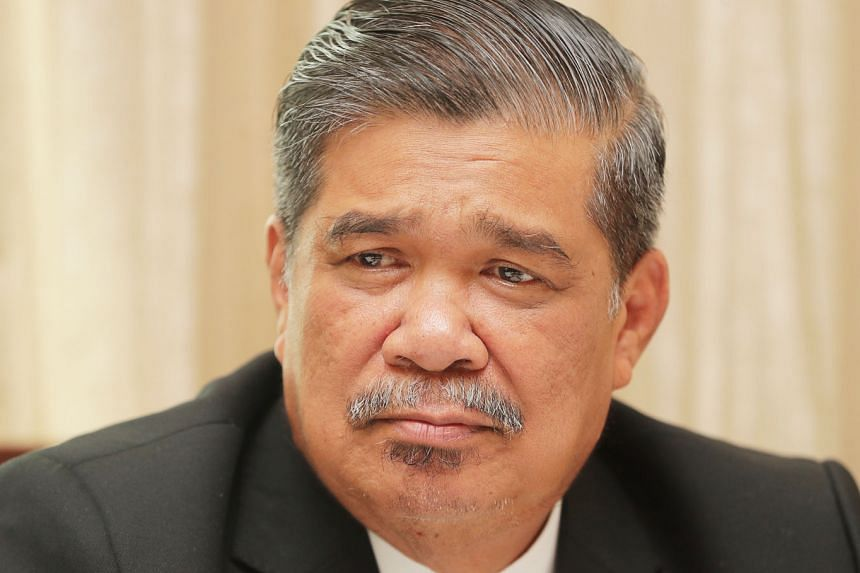 Malaysia's Defence Minister Mohamad Sabu has confirmed that his son Ahmad Saiful Islam Mohamad has been arrested in an anti-vice raid.