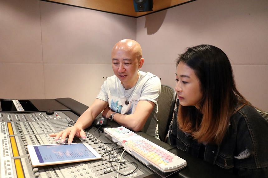Renowned music producer and composer Billy Koh mentors local singer-songwriter Alicia Koh in this episode of Sing Our Song.