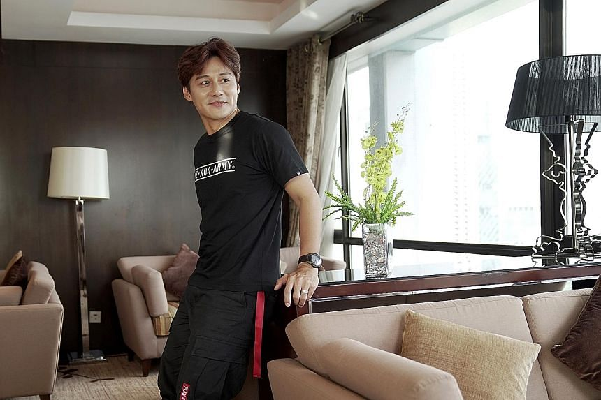 Taiwanese travel host Marco Liao eats and plays his way around the world for his programmes, but he says it is not as glamorous as it seems.