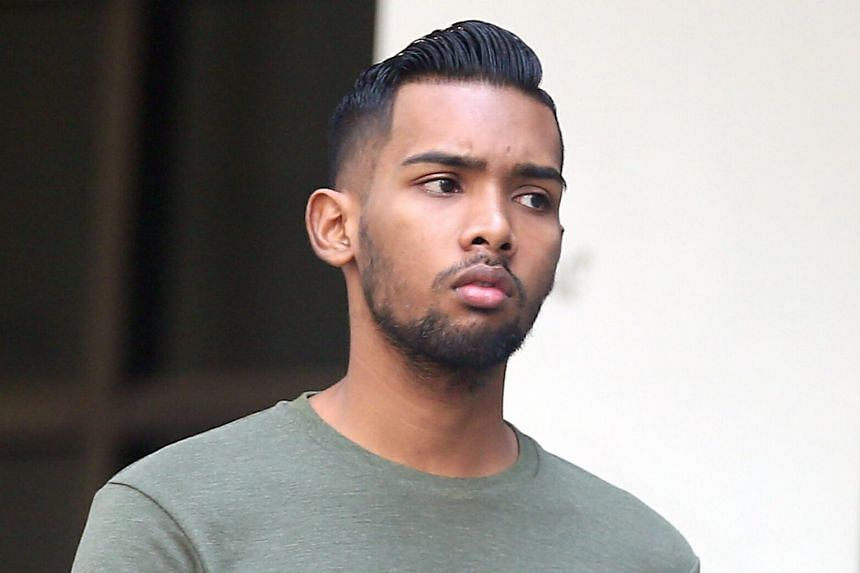 Muhammad Alif Muhammad Jamil, 21, who has since completed his NS and is now a student, was sentenced to probation for a year and three months on Jan 7, 2019.