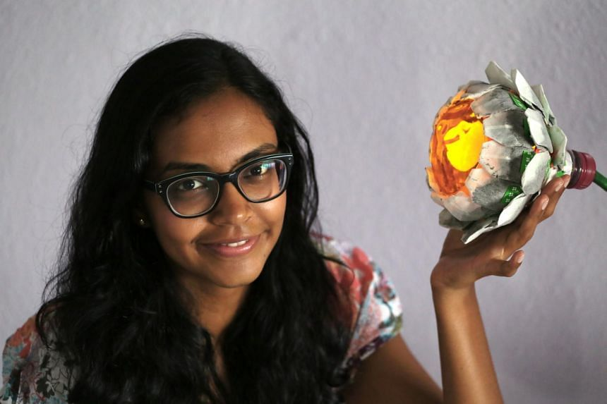 Light artist Vellachi Ganesan is one of eight young artists who will be presenting an installation each at the Ion Art gallery from Jan 18 to 27.