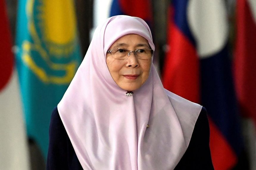 Malaysia's Deputy Prime Minister Datuk Seri Dr Wan Azizah Wan Ismail said Sultan Muhammad's decision to step down must be respected.