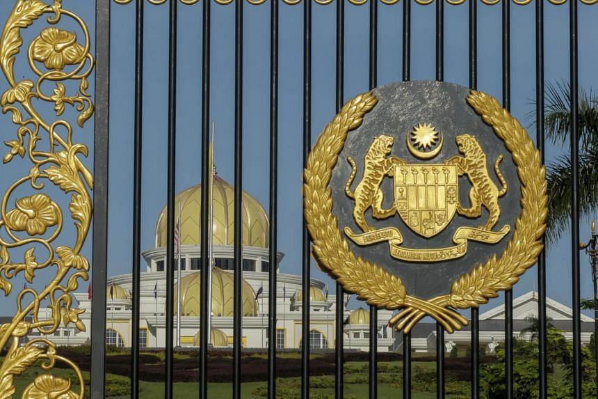 Only six of the nine Sultans were present at the meeting at the Istana Negara on Monday (Jan 7).