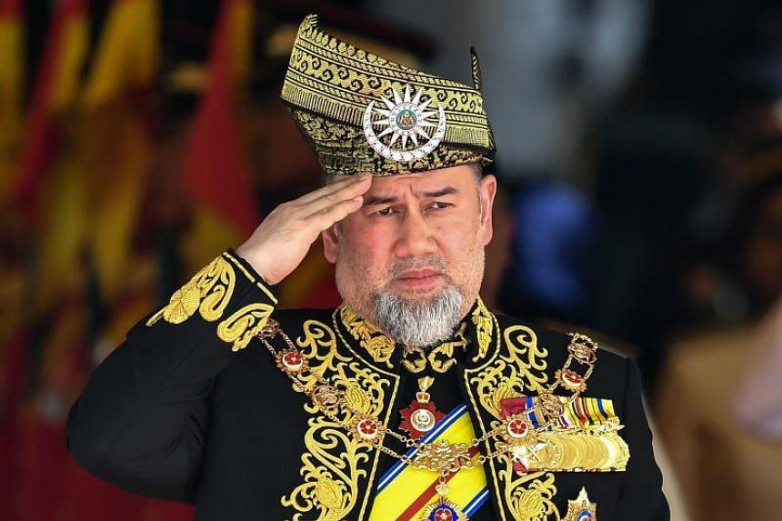 Kelantan Sultan Muhammad V resigned as the Yang di-Pertuan Agong on Jan 6, 2019.