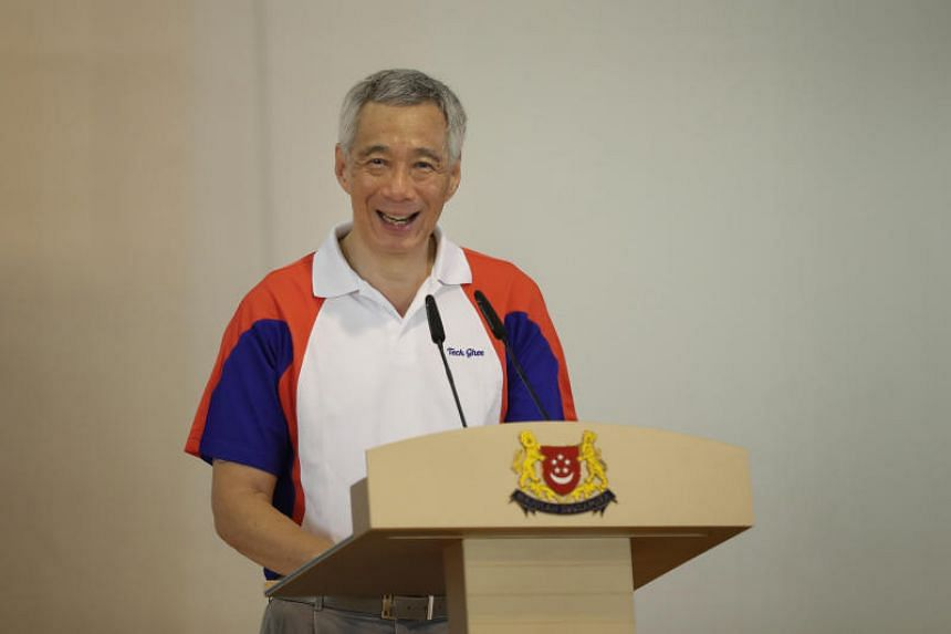 The Republic is friends with its neighbours, but problems and issues will come up from time to time,  Prime Minister Lee Hsien Loong noted in a speech at an awards ceremony in Teck Ghee on Jan 6, 2019.