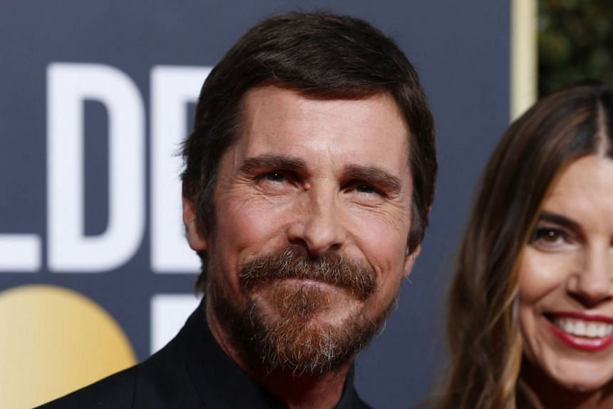 Christian Bale, who transformed himself physically to portray former American Vice-President Dick Cheney in Vice, was rewarded with a statuette for Best Actor in a Movie (Musical or Comedy).