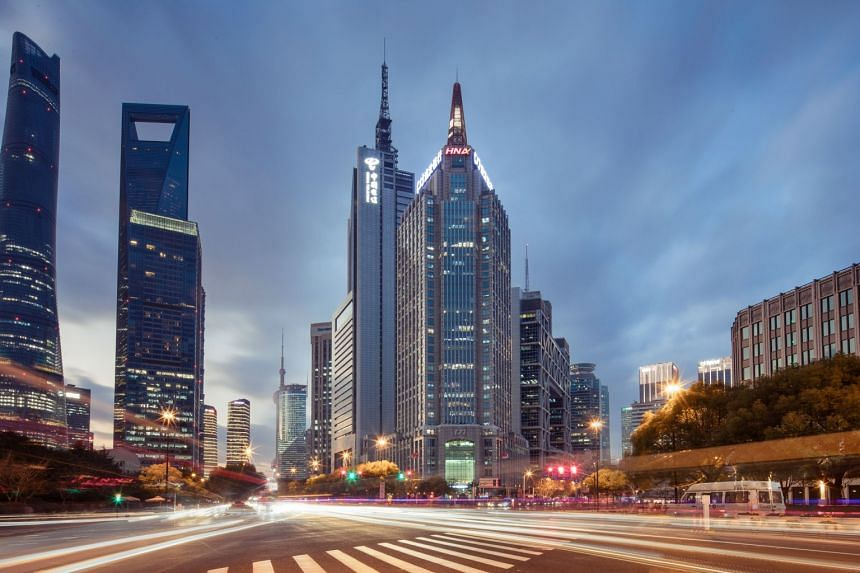 Pufa Tower in Shanghai's core Lujiazui CBD in Pudong New Area has been identified as a seed asset for a value-add fund which CapitaLand is setting up to invest in commercial real estate in key gateway cities in Asia.