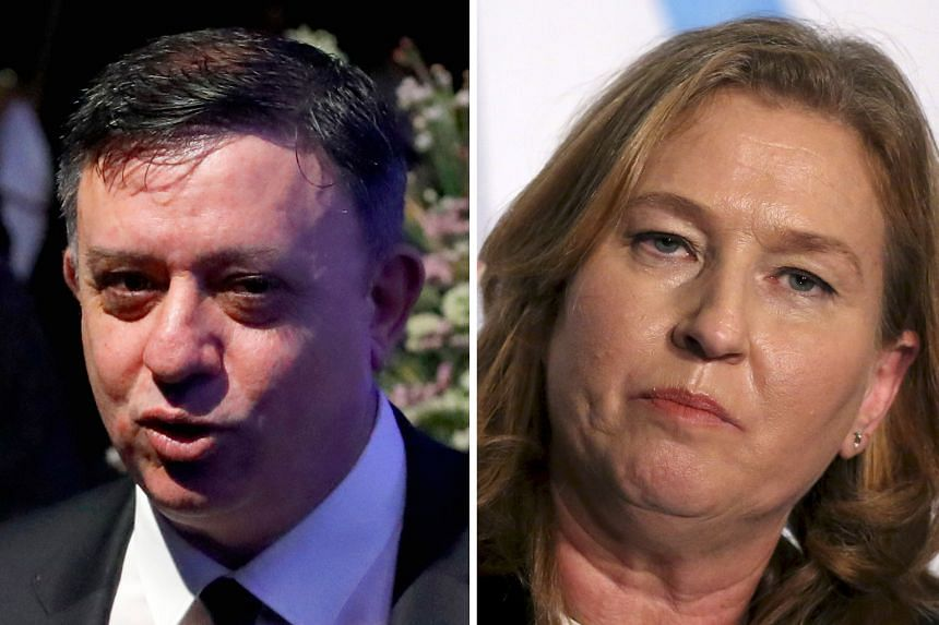 Mr Avi Gabbay humiliated Ms Tzipi Livni by abruptly breaking with her and her party at a press conference. Ms Ayelet Shaked and Mr Naftali Bennett abandoned their right-wing party to form a new one - the New Right - last December. Former army chief o