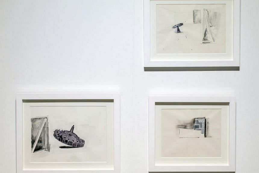 Part of artist Hilmi Johandi's installation at YTP Reunite 2019.